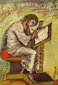 St. Matthew Ebbo Gospels