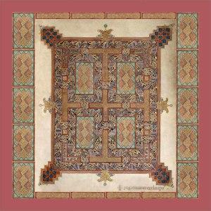 Lindisfarne John carpet