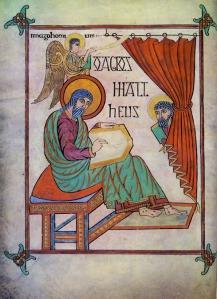 Lindisfarne Matthew